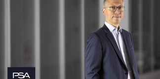 Cyrille Moreau, Directeur B to B du Groupe PSA