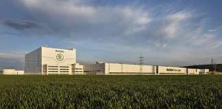 Depuis 20 ans, le SKODA Parts Center à Mladá Boleslav assure un approvisionnement rapide et fiable en pièces d'origine