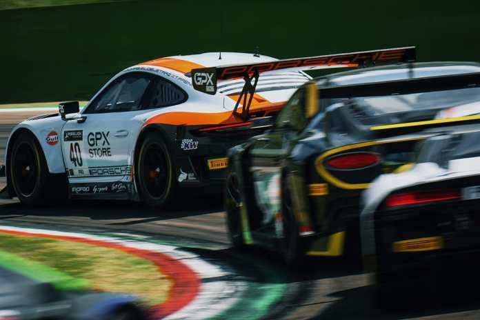 GPX Racing Porsche 12 Imola 2020