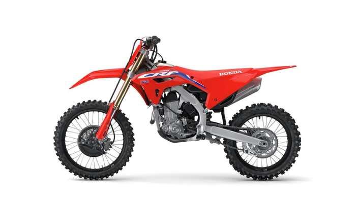 HONDA CRF450R 2021