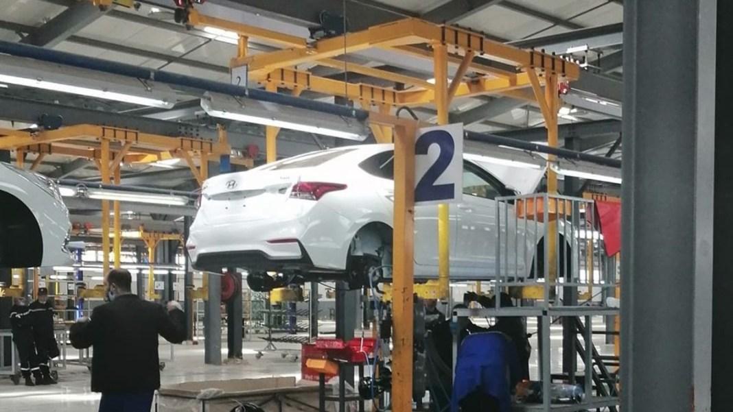 Hyundai Tiaret