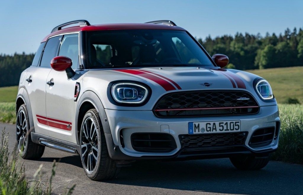 Mini John Cooper Works Countryman 2021