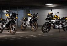 Nouvelles BMW F 750 GS, F 850 GS et BMW F 850 GS Adventure