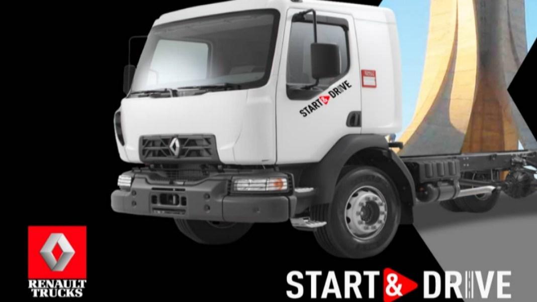 Renault Trucks Algérie