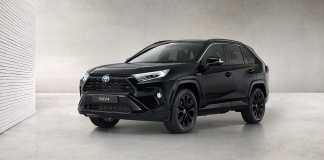 Toyota Rav4 hybride Black Edition
