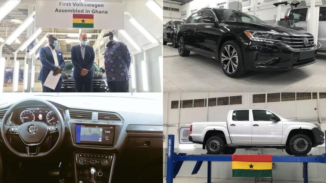 Volkswagen Ghana