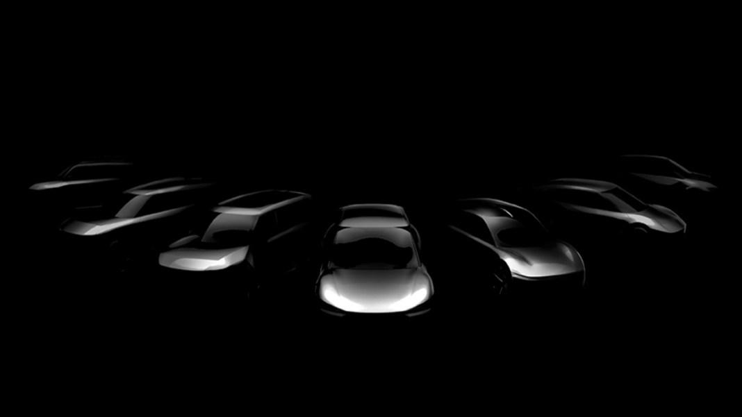 Kia - Futurs modèles électriques