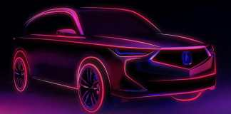 2021 Acura MDX Prototype