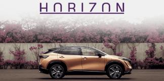 Horizon, un ouvrage digital détaille chaque aspect créatif du design du crossover 100% électrique Nissan Ariya