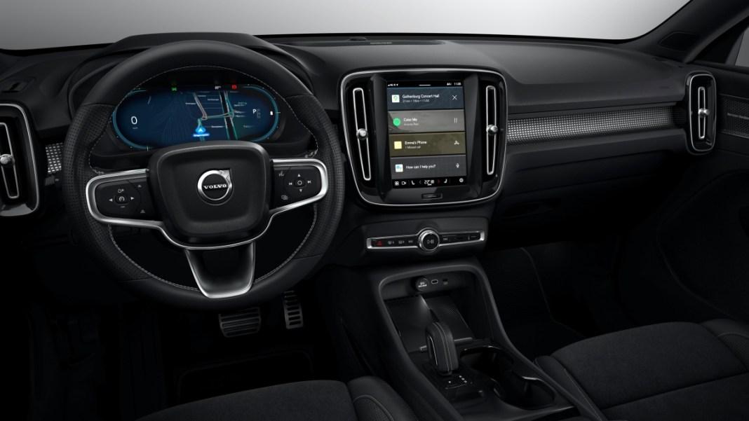 Volvo XC40 100% électrique