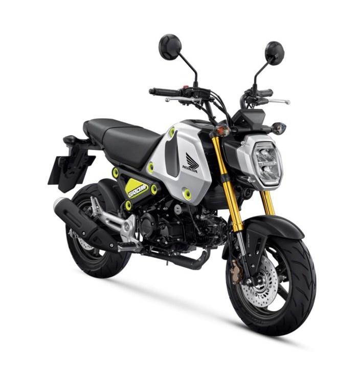 HONDA MSX125 GROM 2021