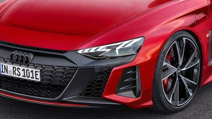 Audi RS e-tron GT - crédit photo Autoexpress