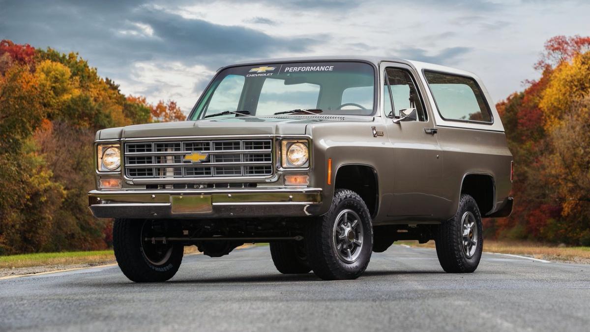 Kelebihan Kekurangan Chevrolet K5 Tangguh