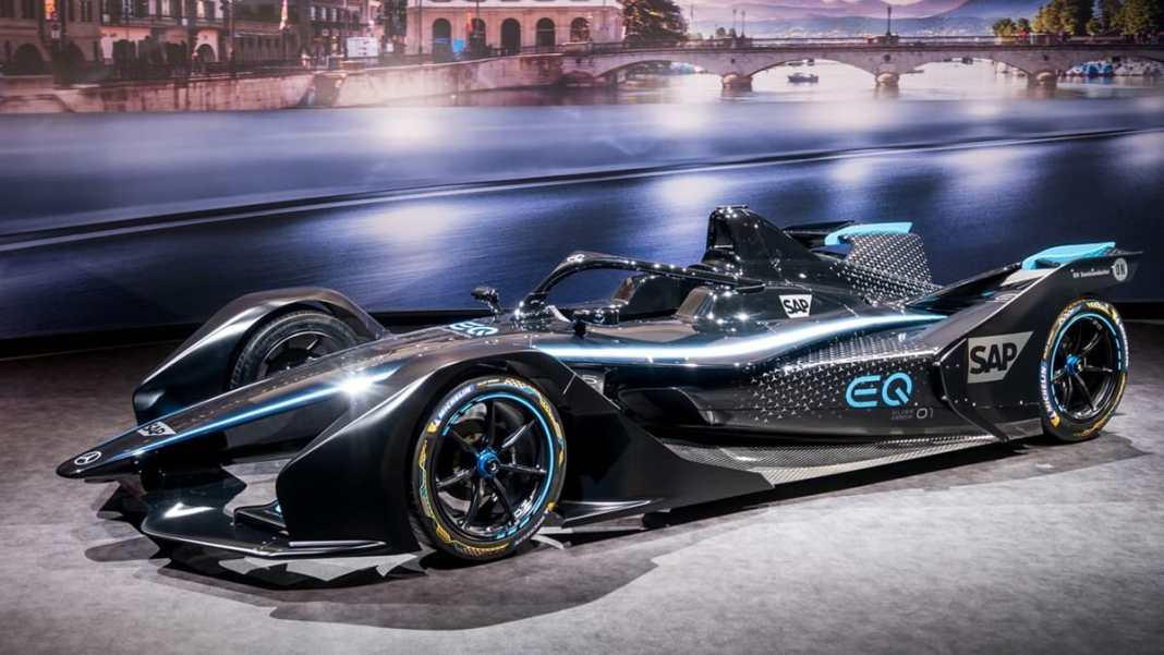 Mercedes-Benz EQ Formule E