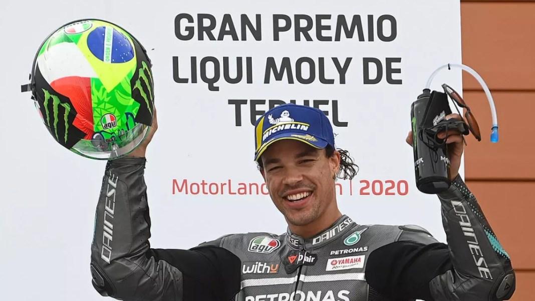 Morbidelli remporte le Grand Prix de Teruel