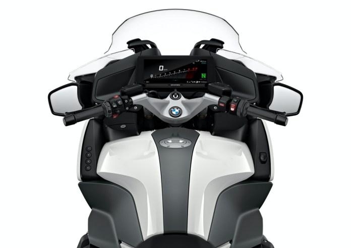 Nouvelle BMW R 1250 RT