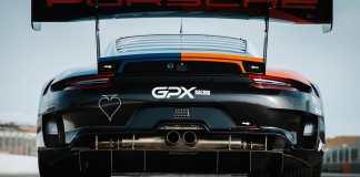 Porsche 911 GPX Racing 36 spade photo Antoine Truchet