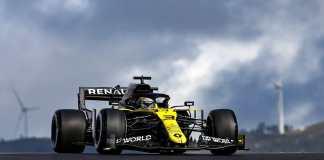 Renault DP World F1 Team - essais en difficulté du premier Grand Prix Heineken du Portugal