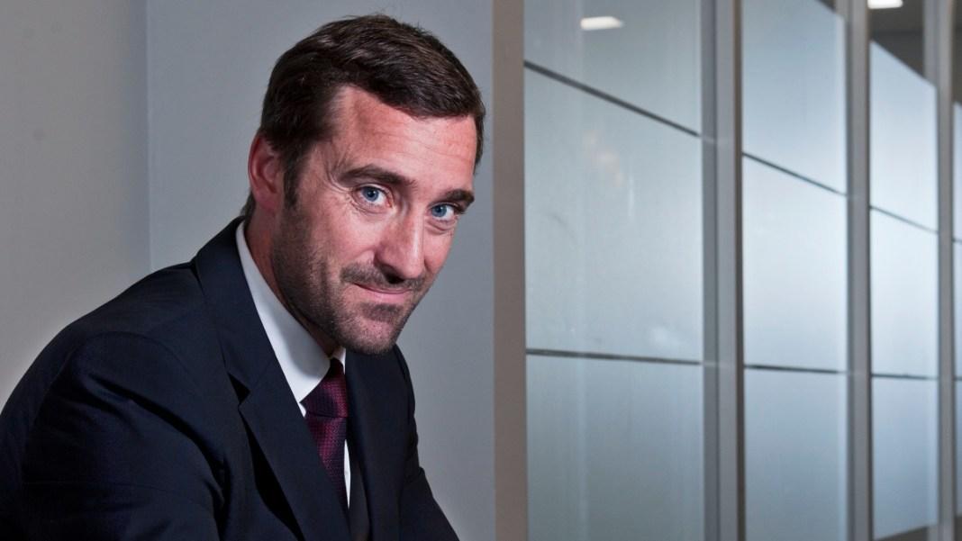 Laurent Barria - directeur marketing et communication
