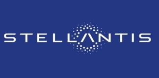 PSA-FCA Stellantis logo