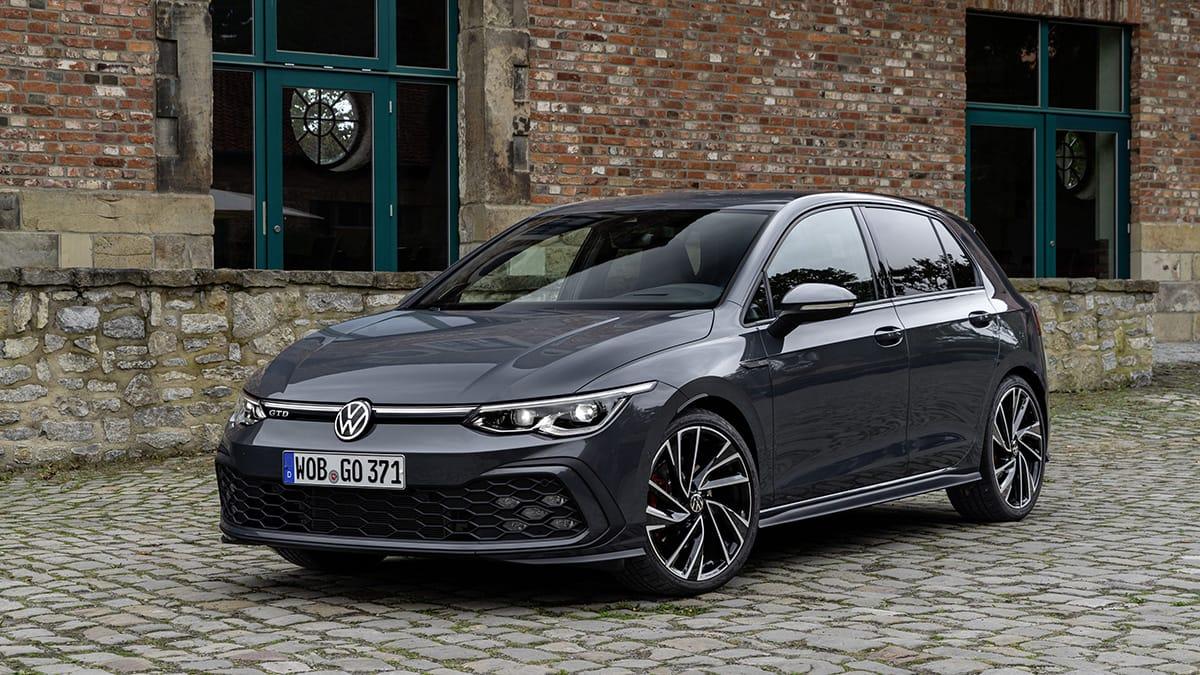 La Nouvelle Golf Gtd Le Modele Turbodiesel Le Plus Puissant De La Longue Histoire De Ce Best Seller De Volkswagen Motors Actu