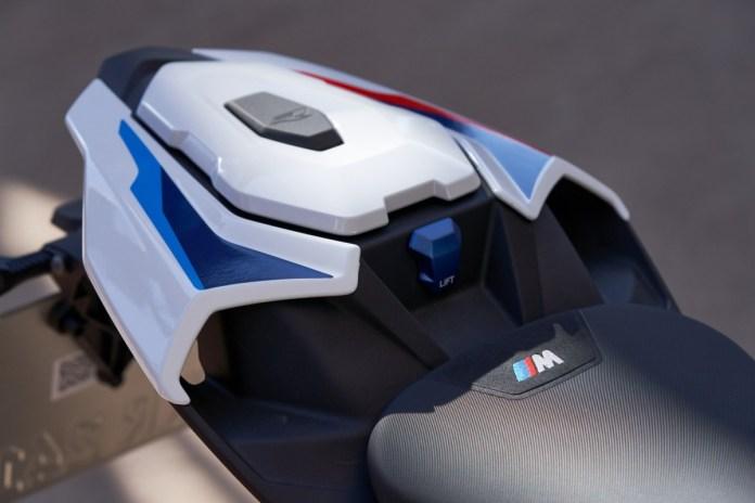 Nouvelle BMW S 1000 R