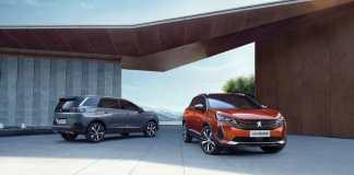 Nouveau Peugeot 4008 Canton 2020