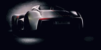 Porsche Little Rebel -Teaser