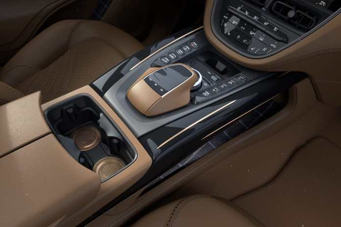 Aston Martin dévoile en exclusivité son DBX Bowmore® Edition