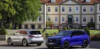 Volkswagen Touareg eHybrid et Touareg R