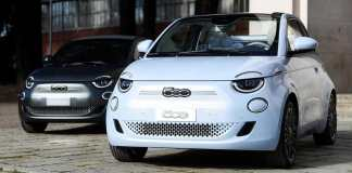 Fiat 500 Green Car Automobile Awards 2020
