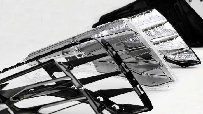Hyundai Tucson 2020 -DRL+components