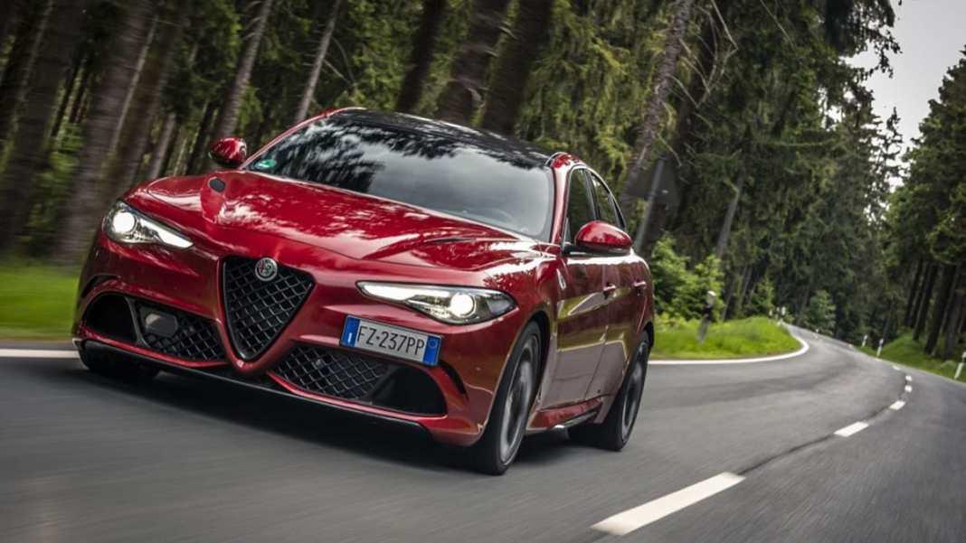 L'Alfa Romeo Giulia Quadrifoglio élue « Sportscar of the Year »