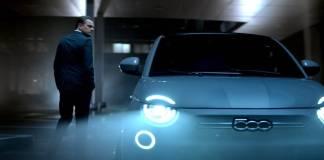 Leonardo Dicaprio Fiat 500