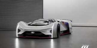 Team Fordzilla P1-le premier prototype 100% numérique de l'hypercar futuriste Ford prend vie dans le monde réel