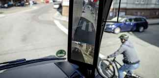 Mercedes-Benz Trucks - Sideguard Assist