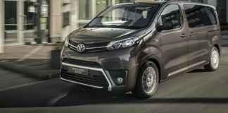 Nouveau Toyota PROACE Electric
