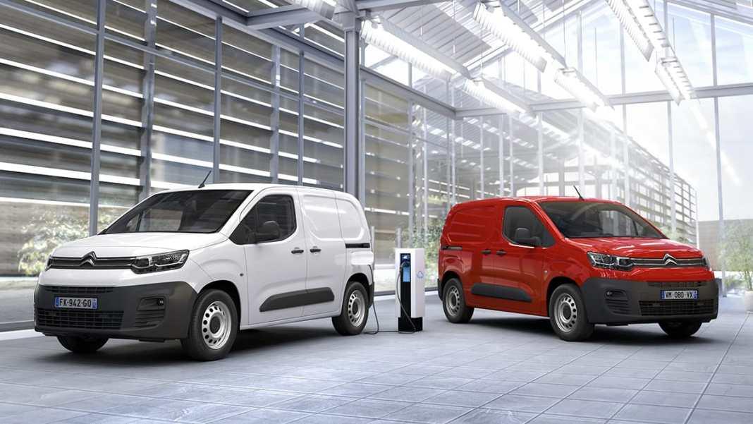 Citroen ë-Berlingo Van