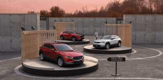 Mazda Drive Thru Autosalon et Showroom Virtuel