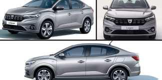 Nouvelle Dacia Logan 2021