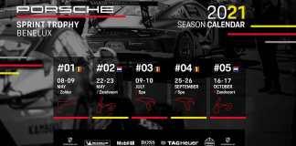 Porsche Sprint Trophy Benelux