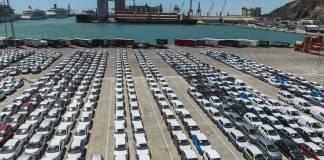 importation-véhicule-neufs-algérie