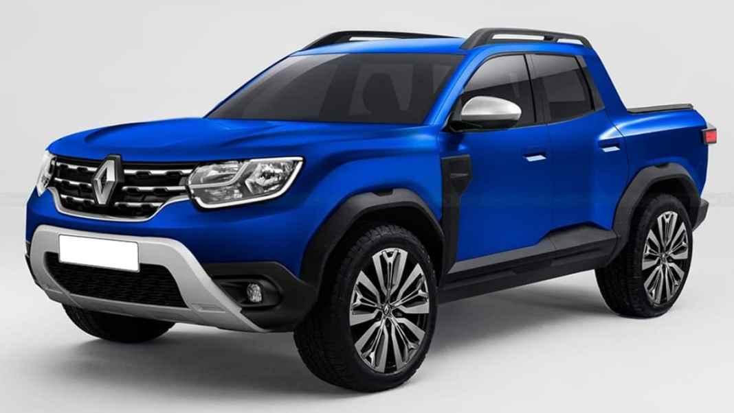 Dacia Bigster Pick-up by Kléber Silva