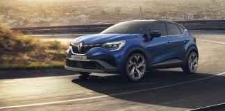 Nouveau Renault CAPTUR R.S. LINE