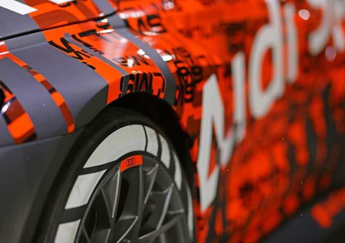 Audi RS 3 LMS 2021