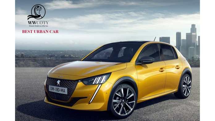 Best Urban Car Peugeot 208 2020