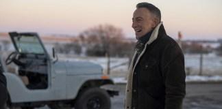 Bruce Springsteen en vedette de la campagne « The Middle » pour la marque Jeep lors du Big Game 2021