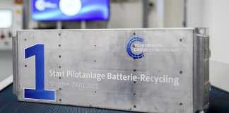 Volkswagen Group Components se lance dans le recyclage des batteries