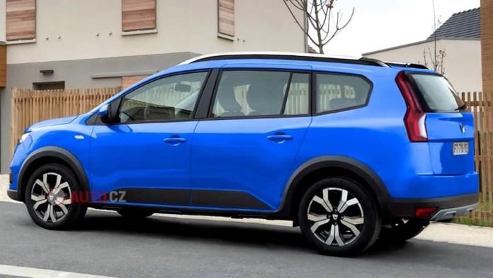 Dacia Logan MCV / Lodgy - crédit photo auto.cz