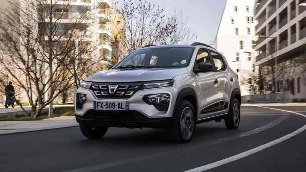 2021 - Dacia Spring